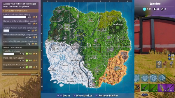 Fortnite Season 7 Plane Locations Where To Find X 4 Stormwing Planes