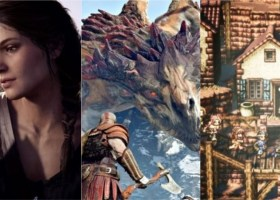most beautiful games of 2018
