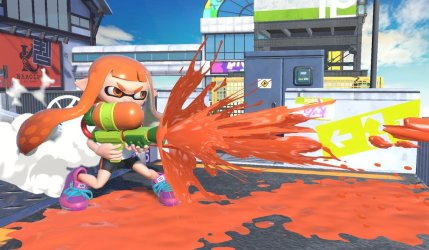 smash bros ultimate, how to play inkling, how to play inkling in smash bros ultimate