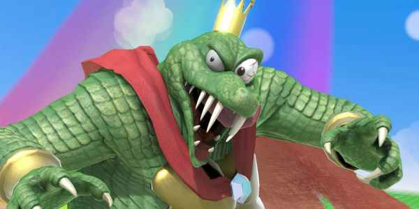 best characters, smash bros ultimate, super smash bros ultimate, tier list, king k rool