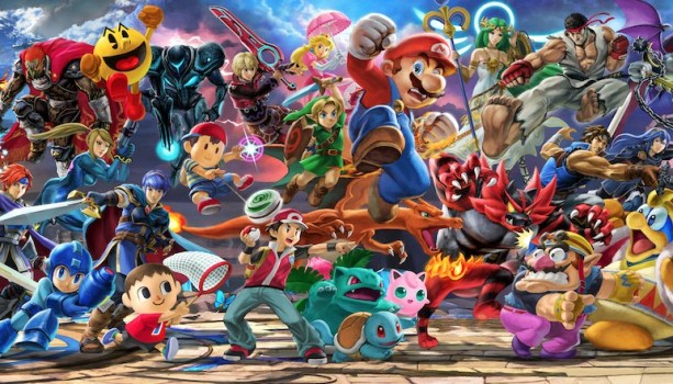 3. Super Smash Bros Ultimate (Switch) — 93