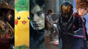 most anticipated games, 2019