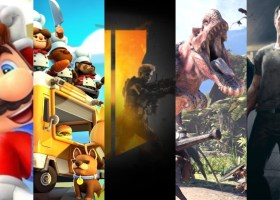 best multiplayer games, 2018