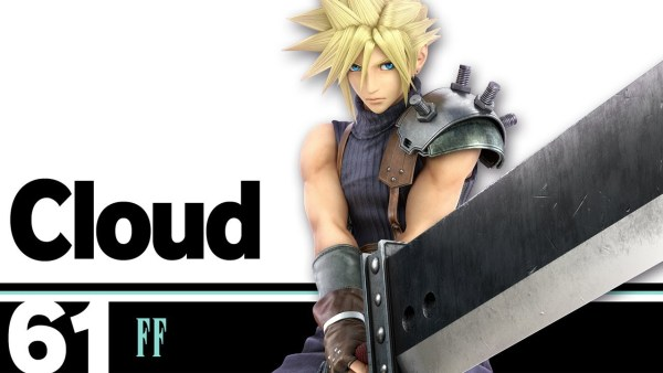 best characters, smash bros ultimate, super smash bros ultimate, tier list, cloud