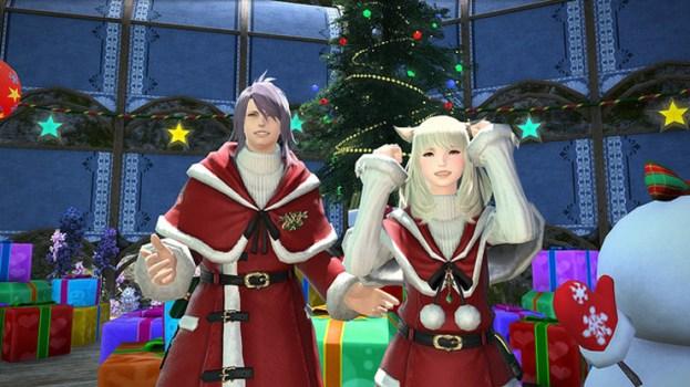 Final Fantasy XIV - Starlight Celebration