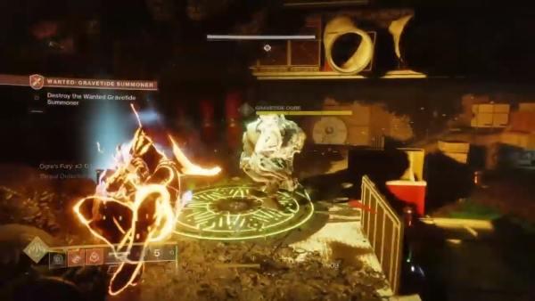 destiny 2, gravetide summoner