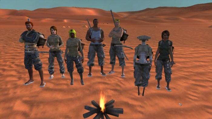Kenshi, Mod, Games like Fallout 3