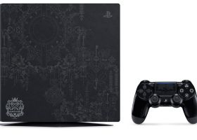 Kingdom Hearts 3, PS4 Pro