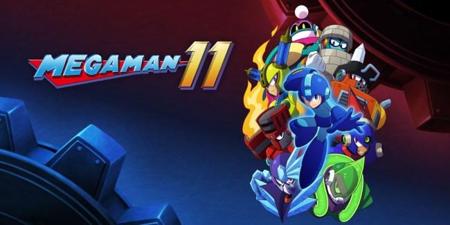 32: Mega Man 11