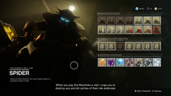 Destiny 2, where Ada-1's location is, ada-1, location, where to find