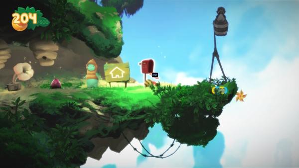 most innovative game of 2018, yoku's island express