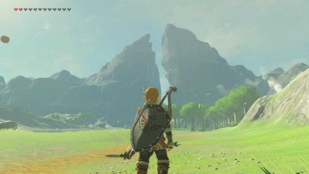 Zelda, Switch, Breath of the Wild