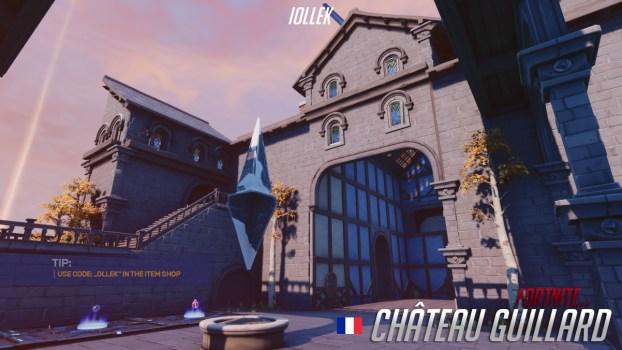 Chateau Guillard:9547-8714-0946