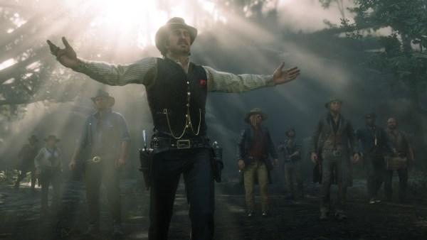 dutch, Dutch van der linde, Villain, villains, Top 10 Best, Red Dead Redemption 2, rockstar