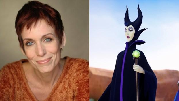 Susanne Blakeslee - Maleficent
