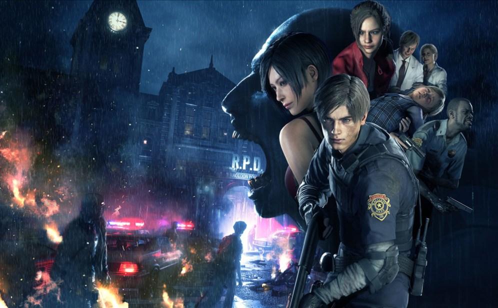 Resident Evil 2, Resident Evil, best selling