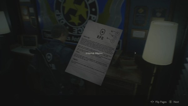 resident evil 2, west office safe code
