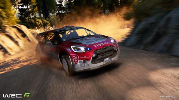 WRC 6 - January 2019