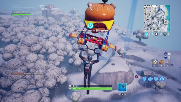 Fortnite: Where To Search Between Mysterious Hatch, Giant