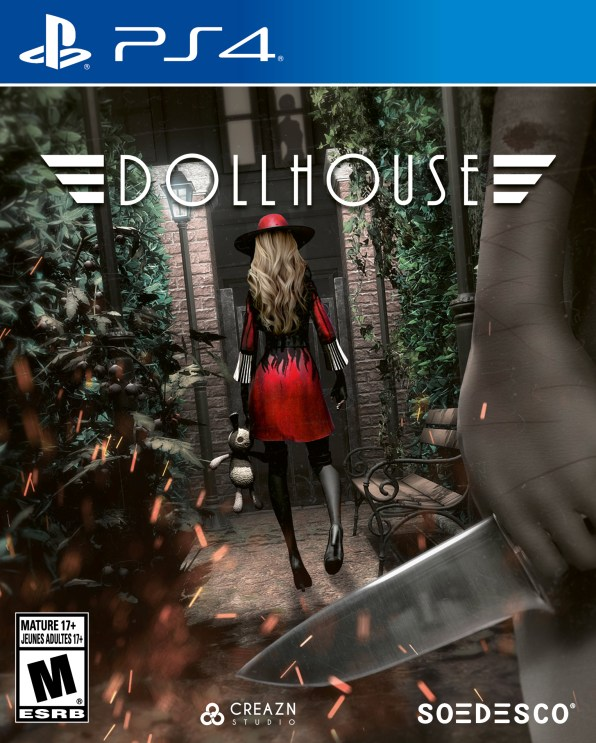 Psychological Horror Game Dollhouse Coming To Pc And Ps4 In 2019