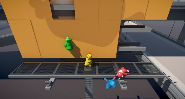 Gang Beasts, games with gold predictions