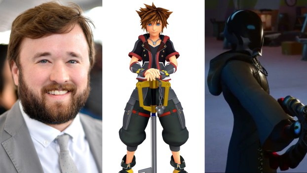 Haley Joel Osment - Sora/Vanitas