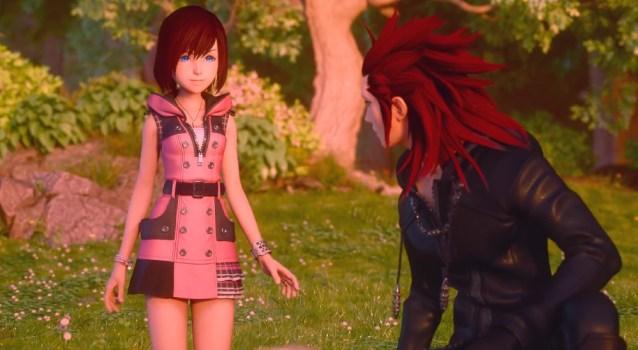 Kairi (Kingdom Hearts III)