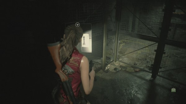 how to get all chess piece plugs in Resident Evil 2