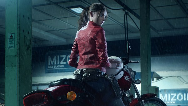 is resident evil 2 open world, resident evil 2 remake, exploration, capcom