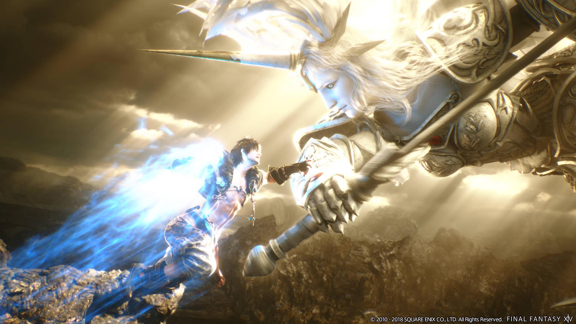 Let's Predict the New Final Fantasy XIV: Shadowbringers Jobs