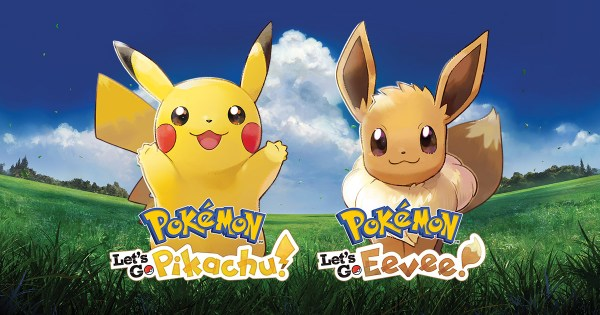 Pokemon, Lets Go Pikachu, Lets Go Eevee, Switch, best selling