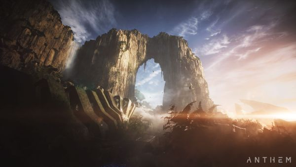 Anthem 4K HDR Desktop Background Wallpapers