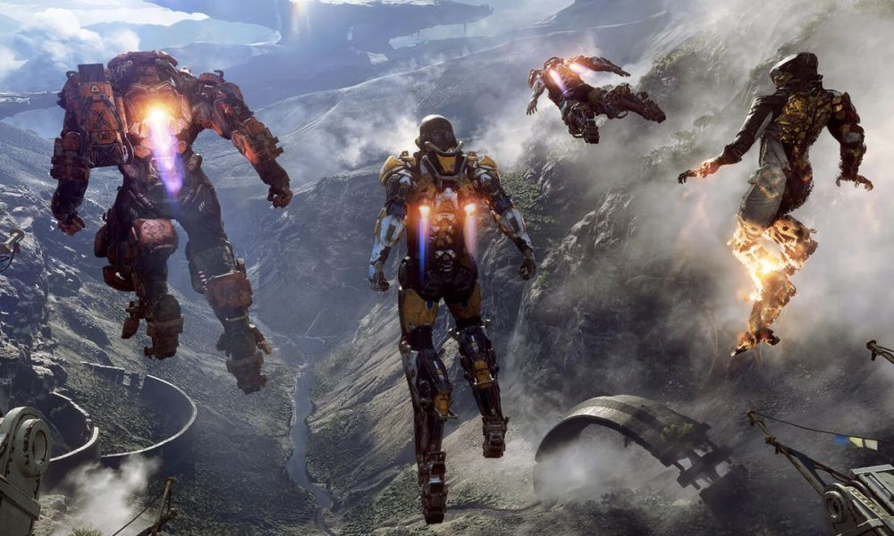 If Anthem Is Crashing Your PS4, This Fix Might Help