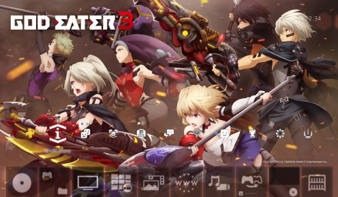 GodEater3_PS4AddOn_ThemeD_screenshot1