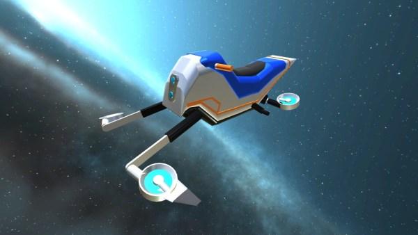 Subnautica Below Zero Snow Fox