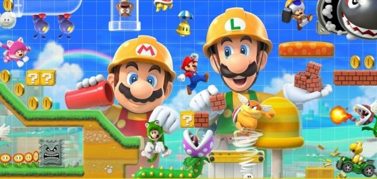 super mario maker 2, nintendo direct
