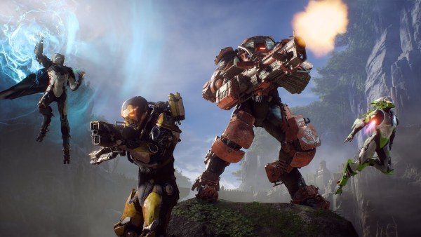 how to change weapons in anthem, get another weapon, pilot rank