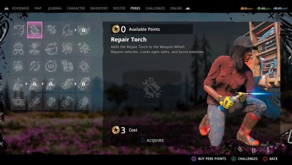 best skills in Far Cry New Dawn
