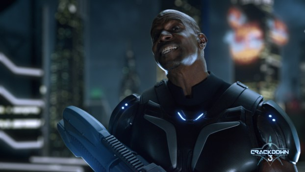 Commander Jaxon - Terry Crews