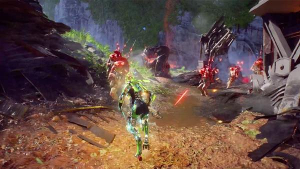 how to get multi-kills in Anthem