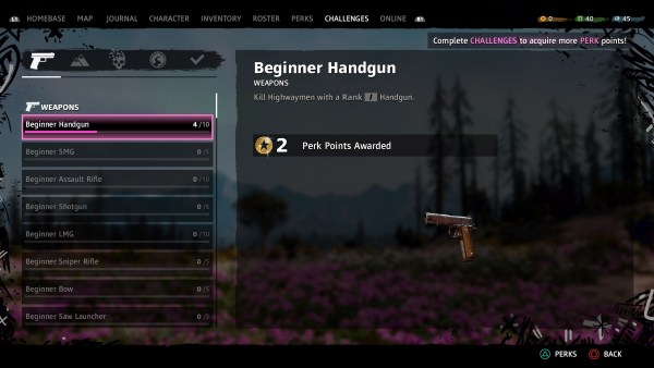 how to get perk points in Far Cry New Dawn