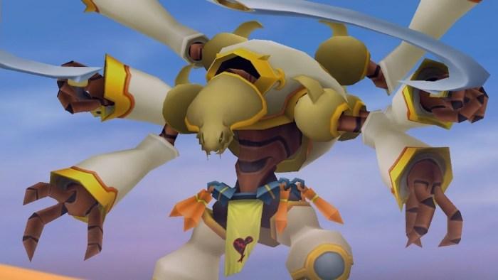Kingdom Hearts, Kurt Zisa, Kingdom Hearts Hardest Bosses
