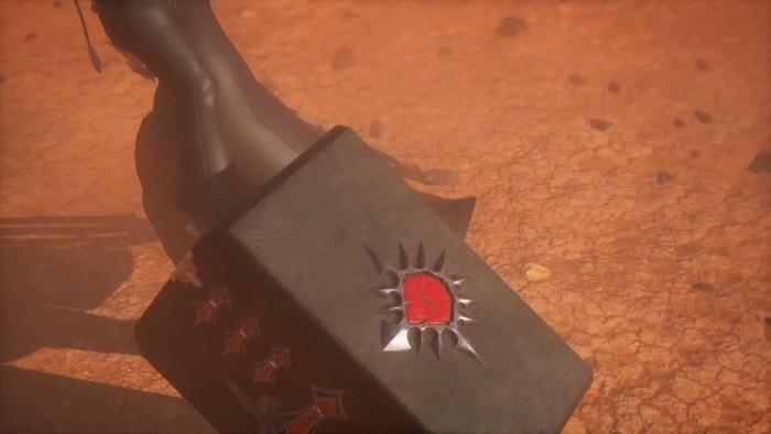 Kingdom Hearts 3, Black Box