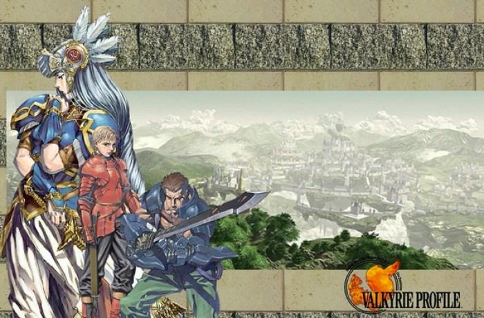 Valkyrie Profile, Classic Square Enix Games
