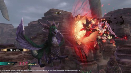 Dragon Star Varnir for PS4 Gets New Screenshots Showing