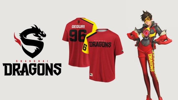 #7 - Shanghai Dragons