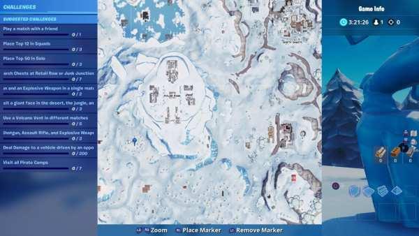 Fortnite season 8, isle of treasure