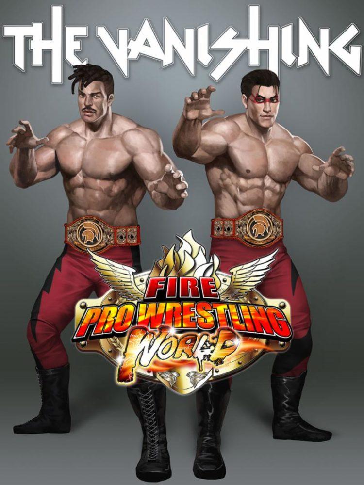 Fire Pro Wrestling World, Suda 51