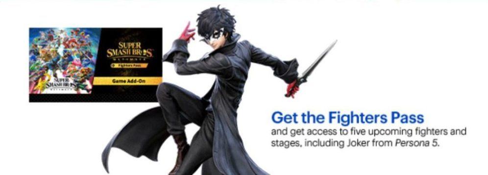 Persona 5 Atlus Smash Bros