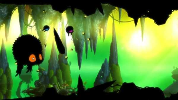 badland, couch co-op